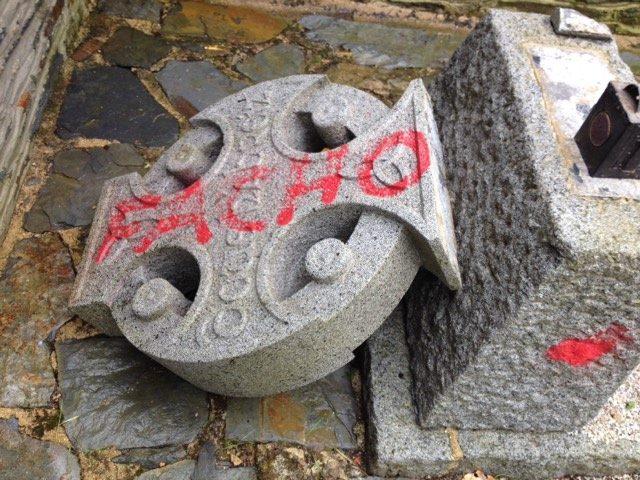 Tombe de l'abbé Perrot profanée : l'affaire classée sans suite…