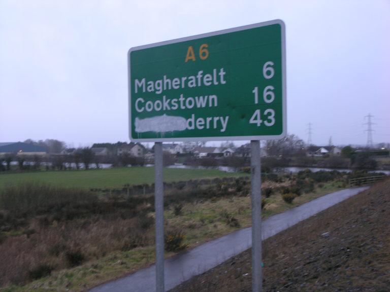 Irlande. La présidente du Sinn Fein utilise l'appellation Londonderry  et fait polémique