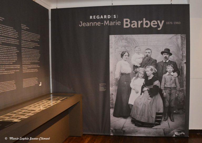 Le Faouët. Conférence : Jeanne-Marie Barbey, histoire d'une collection
