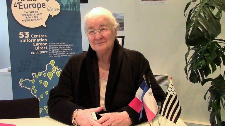 Jeanne-Françoise Hutin assimile l'accueil des migrants au sacrifice d'Arnaud Beltrame