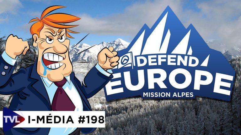 Opération Defend Europe : la rage des journalistes subventionnés