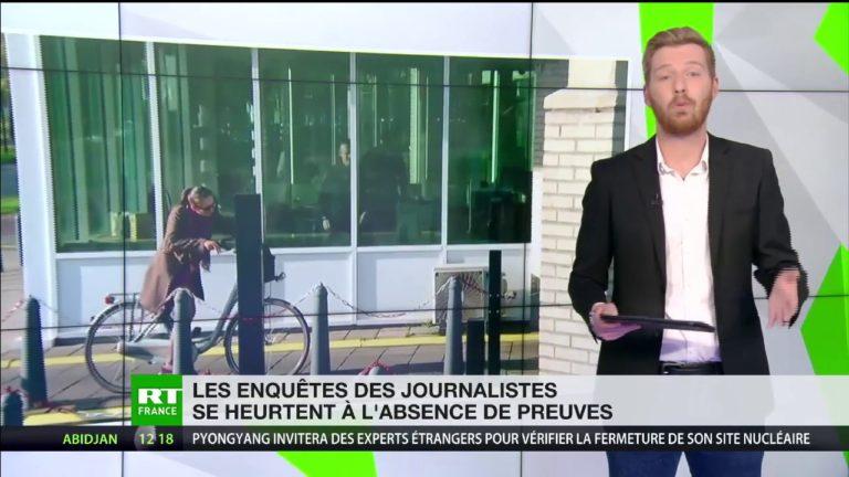 Enquêtes à Douma : des journalistes provoquent des remous dans les médias occidentaux