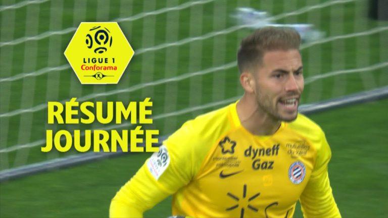 Football. Les buts de Guingamp, Nantes et Rennes (32ème journée)