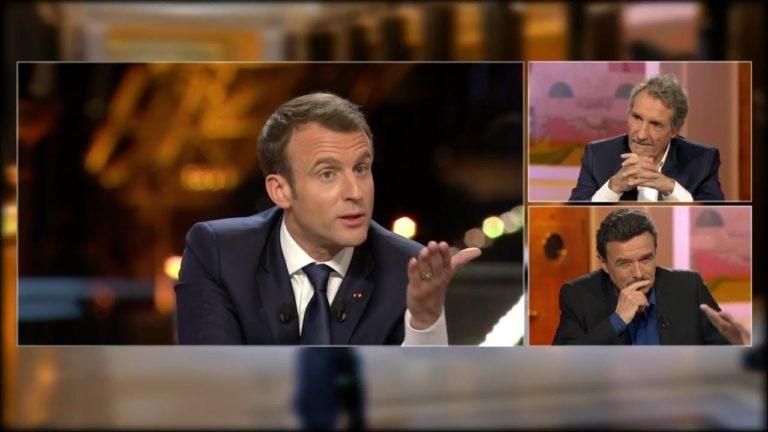 Emmanuel Macron face à Plenel et Bourdin : l'intégrale