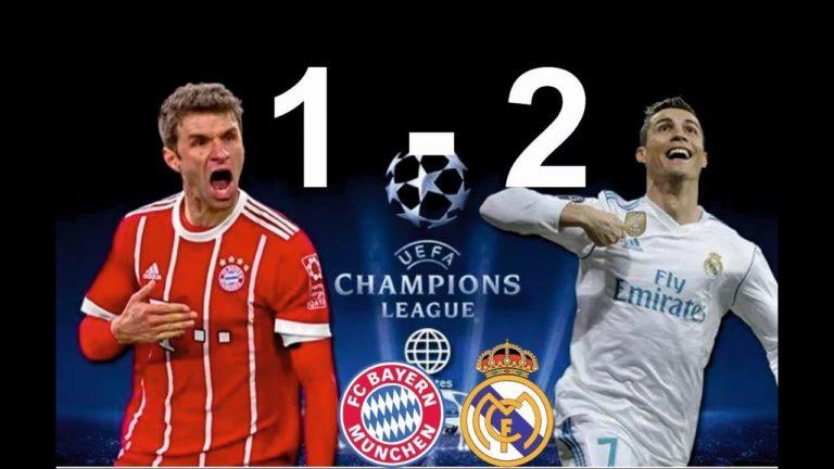 Bayern Munich – Real Madrid (1-2) : le résumé en vidéo
