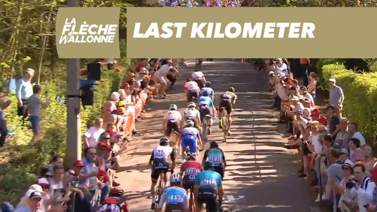 Cyclisme – Flèche Wallonne : superbe victoire de Julian Alaphilippe
