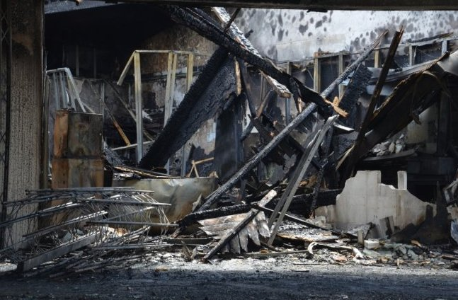 Rennes. Incendie de commerces turcs au Blosne : des Kurdes revendiquent