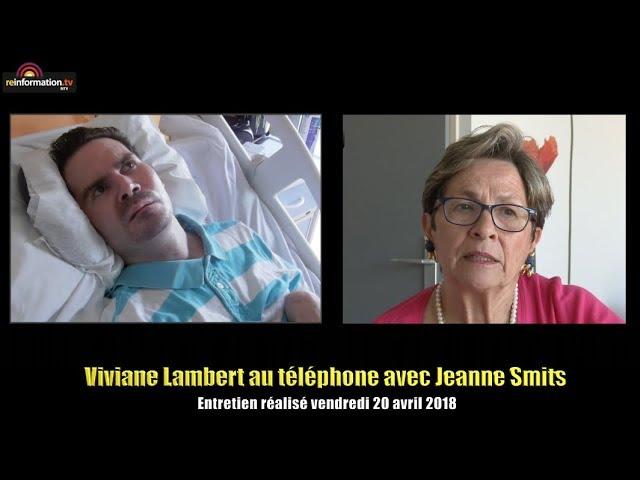 Affaire Vincent Lambert. L'interview de Viviane Lambert