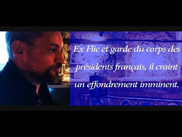 L'inquiétude d'un ancien garde du corps des présidents français