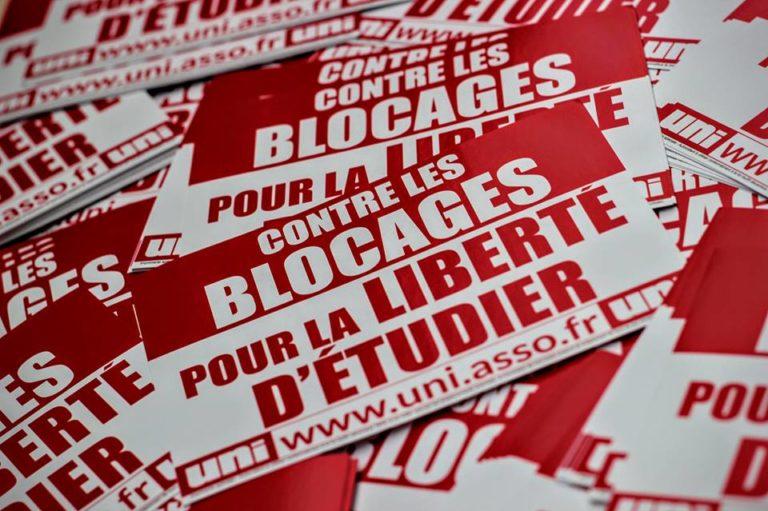 UBS Vannes Lorient : l'UNI en campagne pour les élections étudiantes