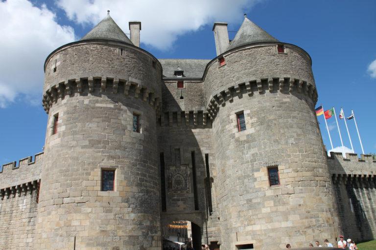 Fête Médiévale de Guérande. Croisades et Bretagne les 2 et 3 juin [Vidéo]