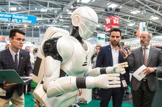 Robotisation et numérisation : une révolution dans le monde du travail