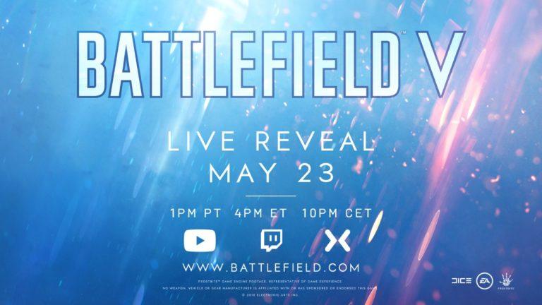 10 raisons de ne pas manquer l'annonce officielle de Battlefield V le 23 mai prochain