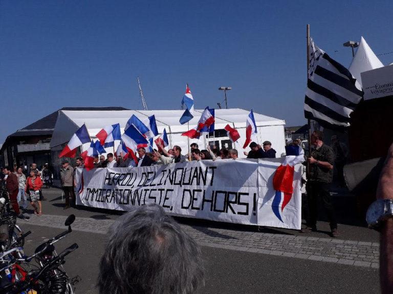 Saint-Malo. La venue de Cédric Herrou contestée à Étonnants Voyageurs
