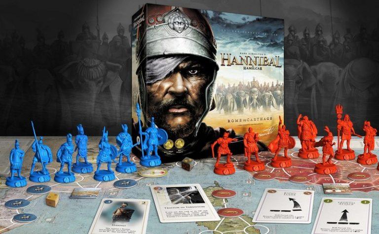 Hannibal & Hamilcar : le jeu de stratégie