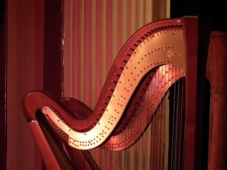 Ancenis. « La harpe, de Marie-Antoinette à nos jours »