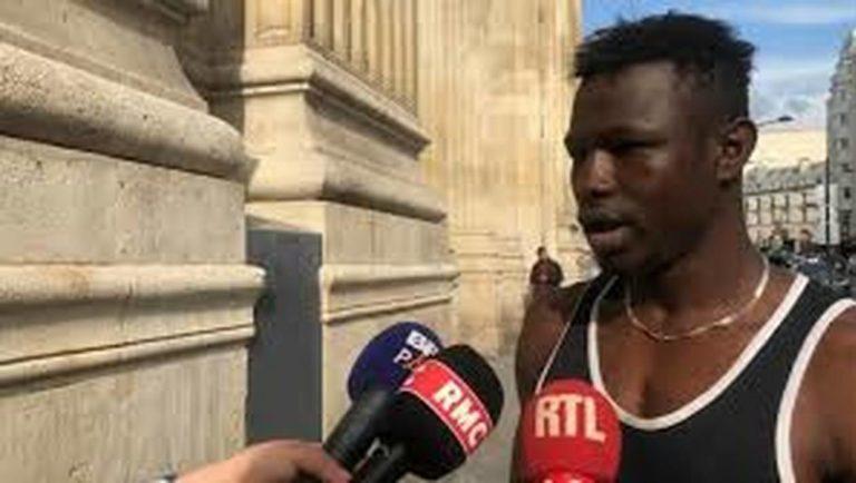 Mamoudou Gassama le sauveur d'enfant : Un héros pas très discret …[MAJ]