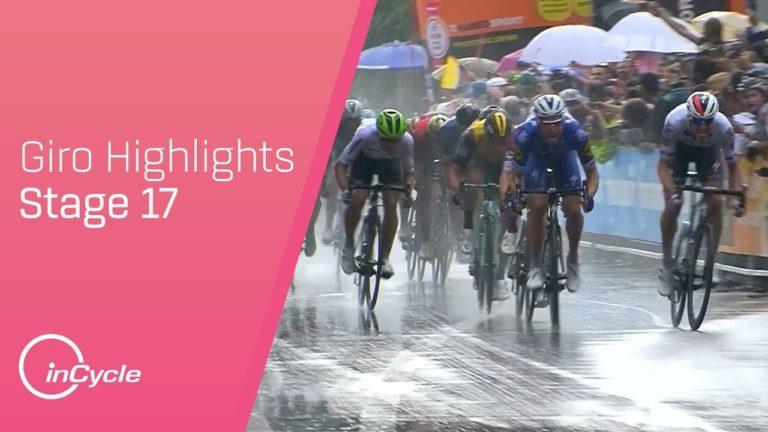 Giro. Quatrième victoire au sprint pour Elia Viviani