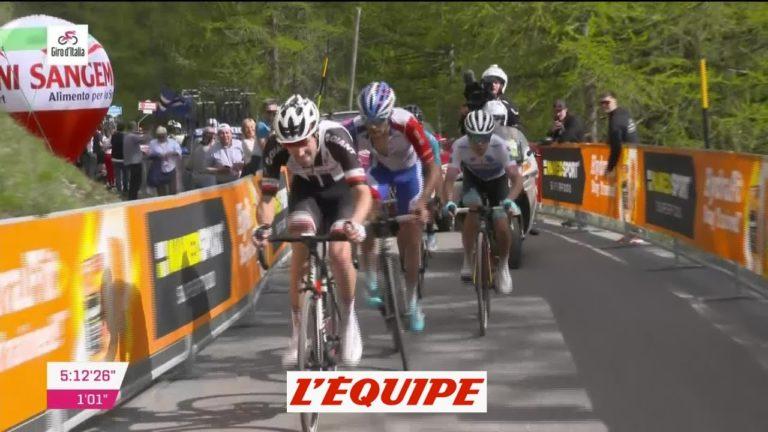 Giro 2018. Le numéro exceptionnel de Christopher Froome