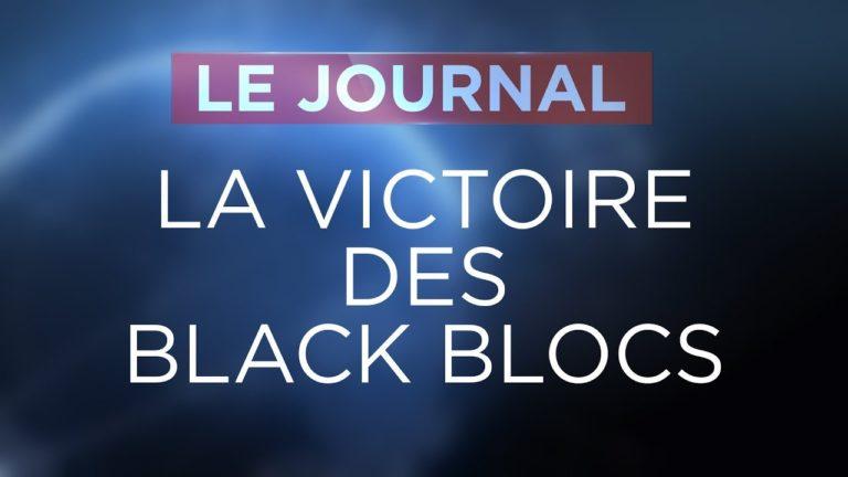 1er mai : La victoire des Black Blocs