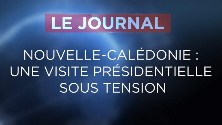 Macron en Nouvelle-Calédonie : une visite sous tension