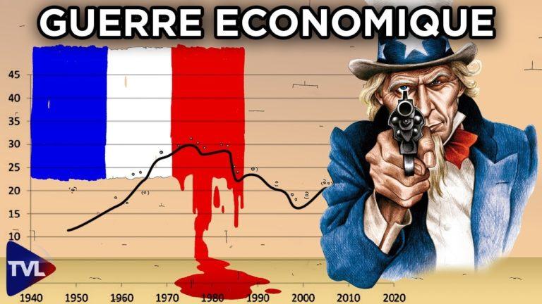 Guerre économique : qui a désarmé la France ? Avec Alain Juillet (ex DGSE)