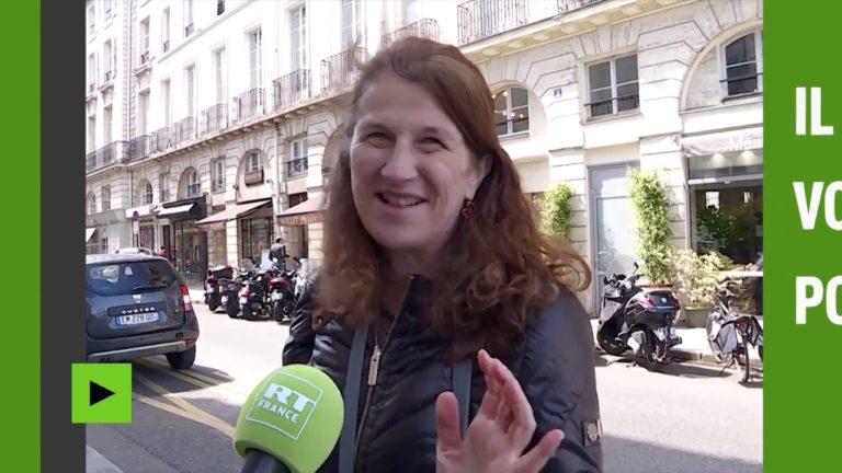 Micro-trottoir. Une année de Macron vue par les parisiens