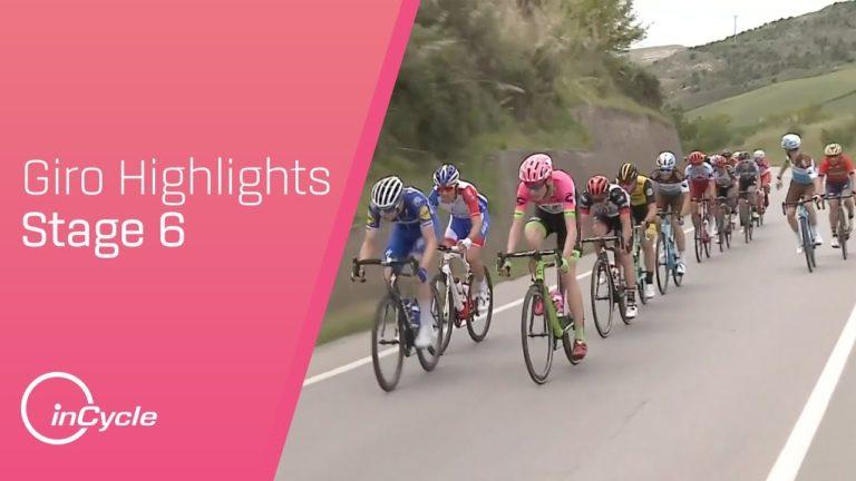 Giro 2018. Chavez s'impose au sommet de l'Etna