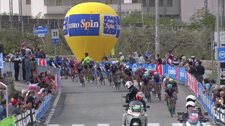 Giro 2018. Sam Bennett remporte la 7ème étape