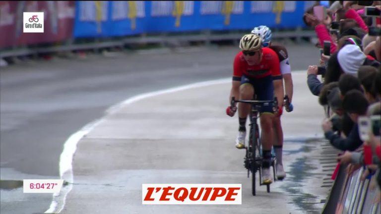 Matej Mohoric remporte la 10ème étape du Giro