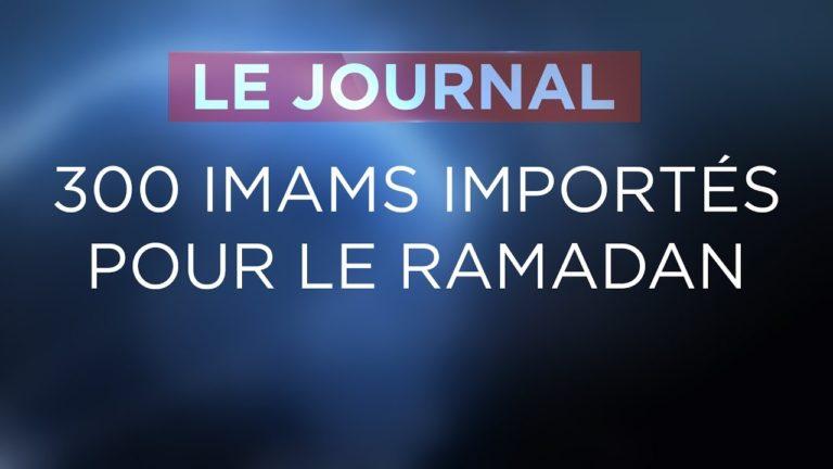 300 imams importés pour le ramadan