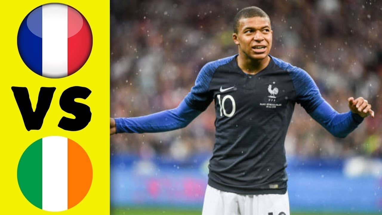 pr u00e9pa coupe du monde 2018  france