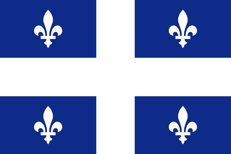 Le Québec à Saint-Malo.