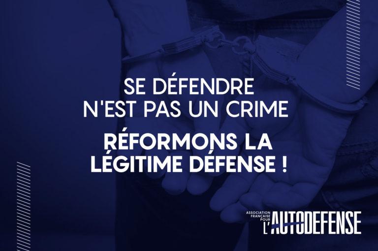 Insécurité. Lancement de l'Association française pour l'Autodéfense