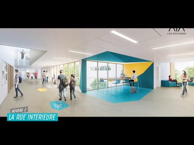 Un nouveau lycée public à Ploërmel en 2022