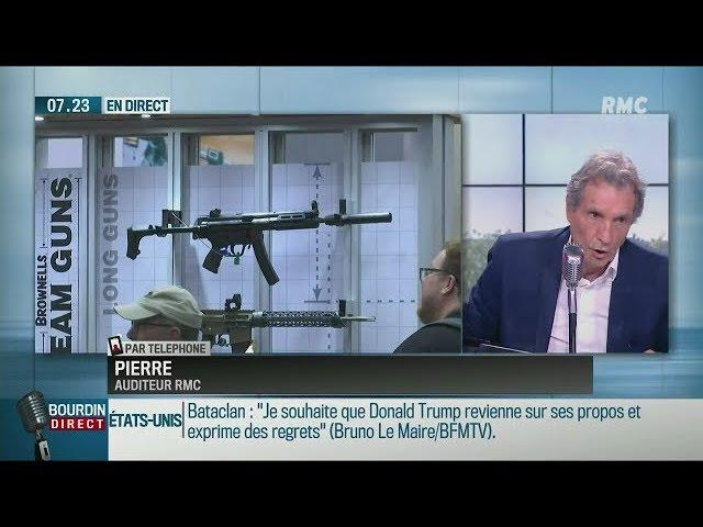 Un ancien militaire à Bourdin : « Ça vous amuse qu'on se fasse égorger au bord des gares ? »