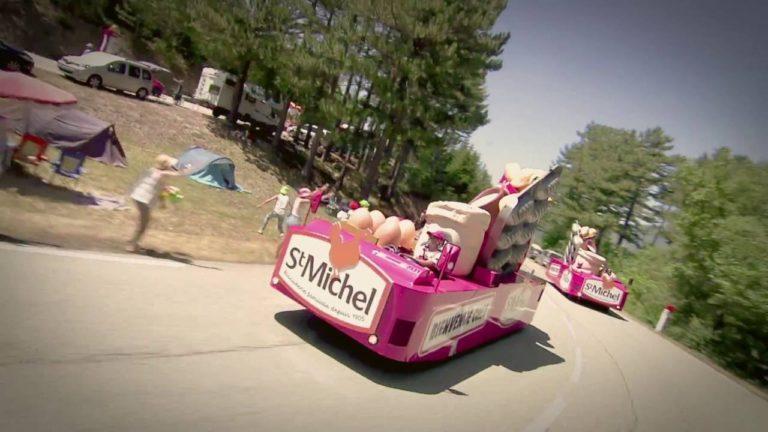 La Galette St Michel veut se distinguer sur le Tour de France 2018