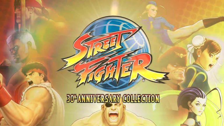 Jeux vidéos. L'intégrale Street Fighter sur consoles pour les 30 ans du jeu