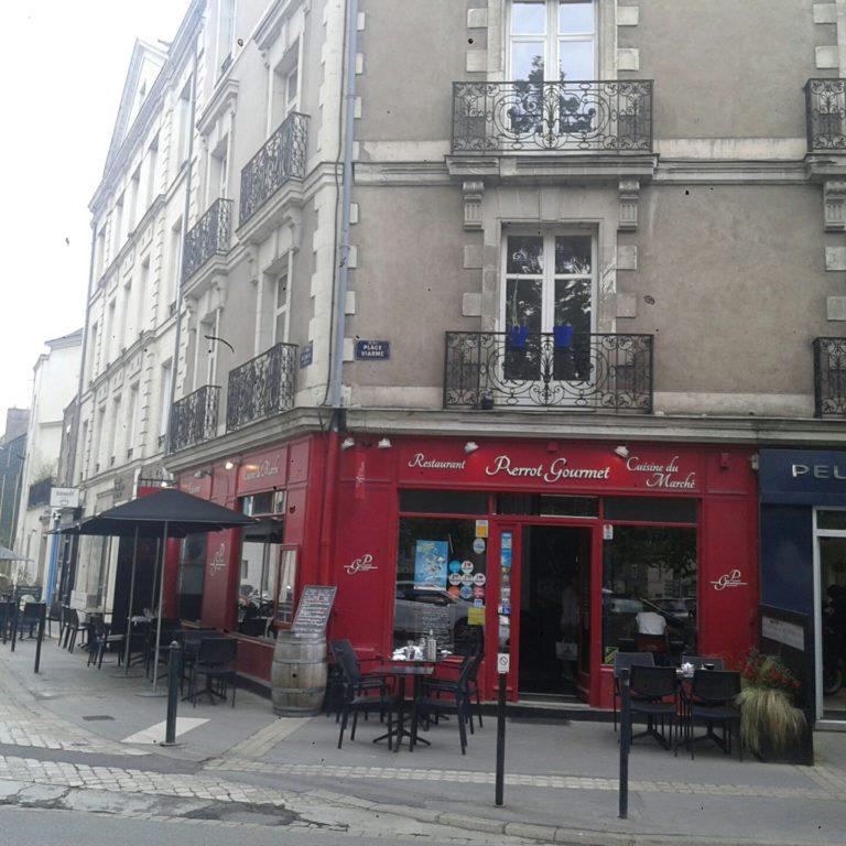 Pierrot Gourmet: une adresse bistronomique place Viarme