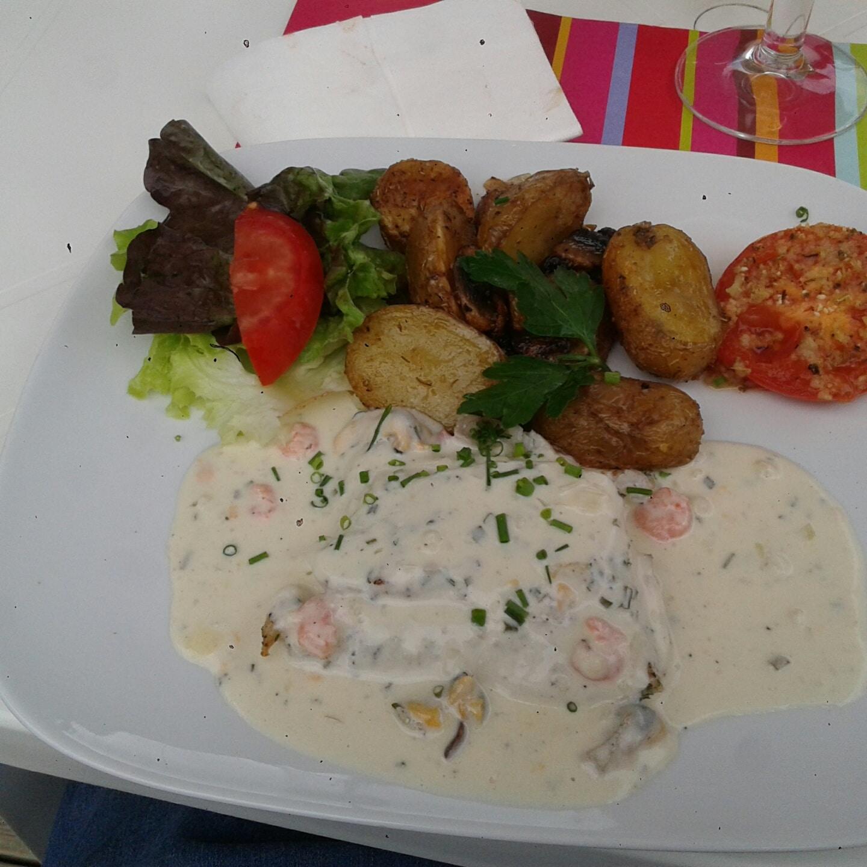 Nantes les nouvelles terrasses du petit port la bonne - Restaurant les terrasses du petit port nantes ...