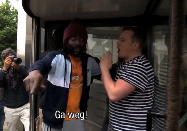 Amsterdam. Des migrants veulent squatter en force une résidence [Vidéo]