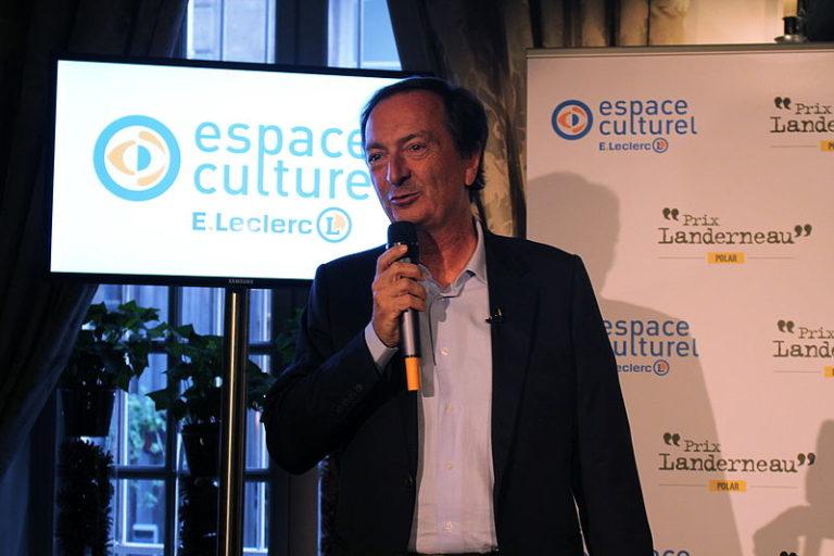 Michel-Édouard Leclerc, un Breton « belge »