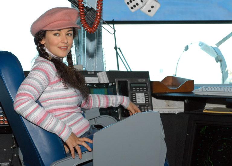 Transport maritime. Les femmes ont-elles le mal de mer ?