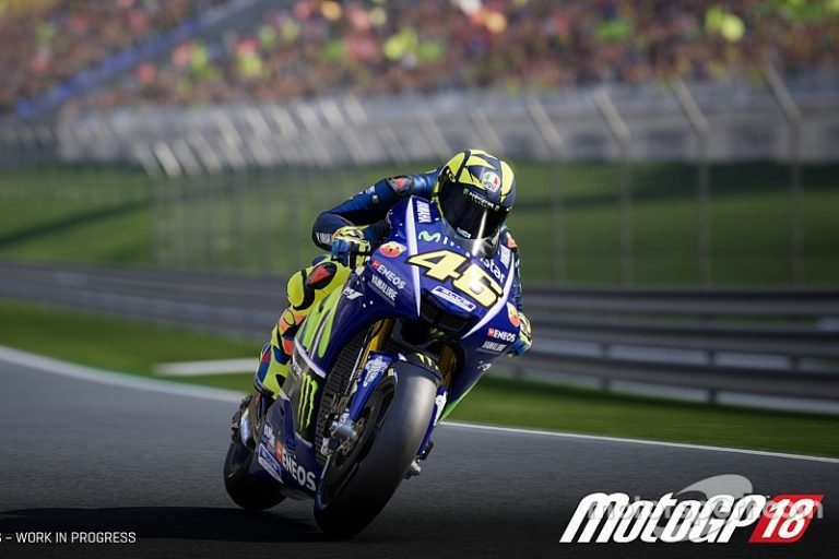 Jeux vidéo. MotoGP 18 est sorti, et il est plutôt réussi