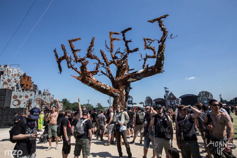 Clisson. Le Hellfest 2018, ça débute vendredi !