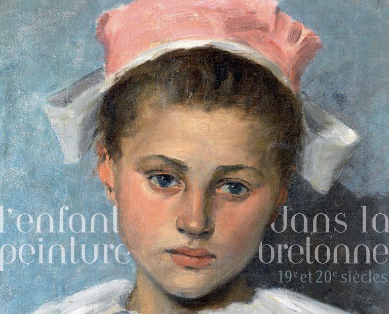 Le Faouët. Exposition sur l'enfant dans la peinture bretonne