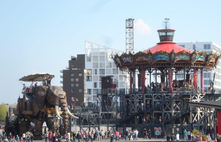 Nantes: Une année 2017 médiocre pour les Machines de l'île