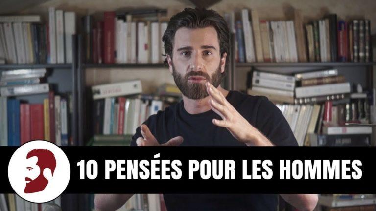Major. 10 Pensées philosophiques que les hommes doivent connaitre [Vidéo]