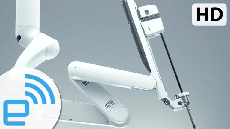 Un nouveau robot chirurgical pour le CHU de Rennes