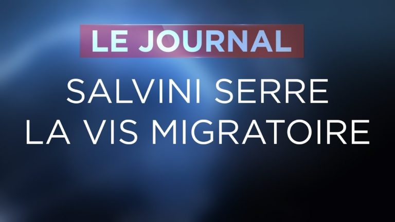 Italie. Salvini serre la vis migratoire
